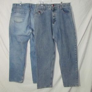 Tommy Hilfiger Jeans 2 Pair 40x34